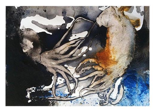 Under Overfladen – en kunstudstilling i Kulturtårnet