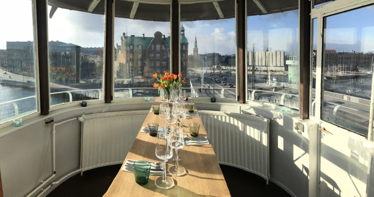 Middag & naturvin i Kulturtårnet