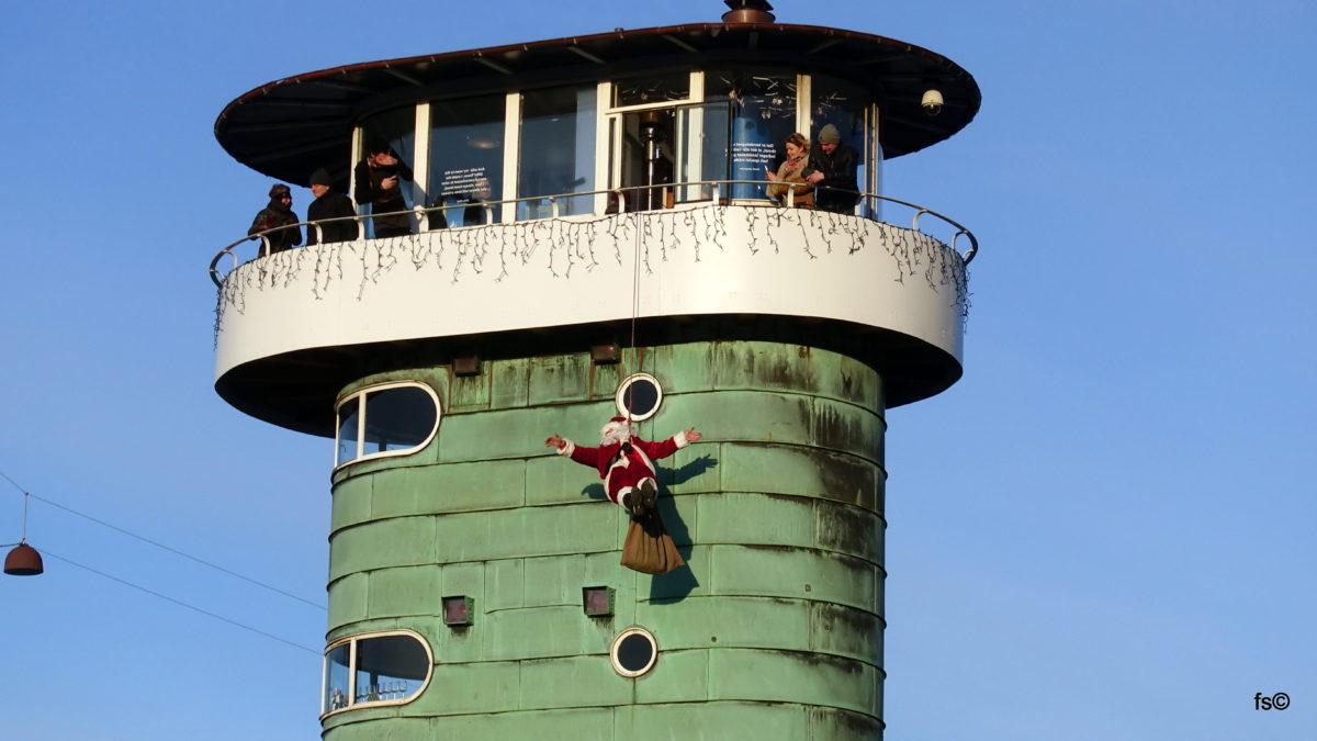 December-tårnpost: Væk Julemanden, luciasang & nytårsjazz