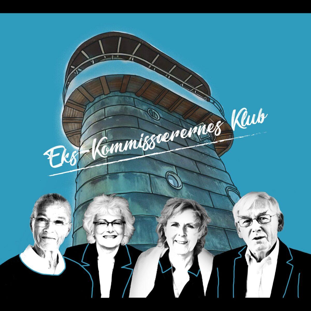Eks-kommissærernes Klub i Kulturtårnet
