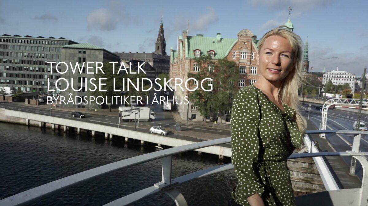 Tower Talk om #metoo med Louise Lindskrog